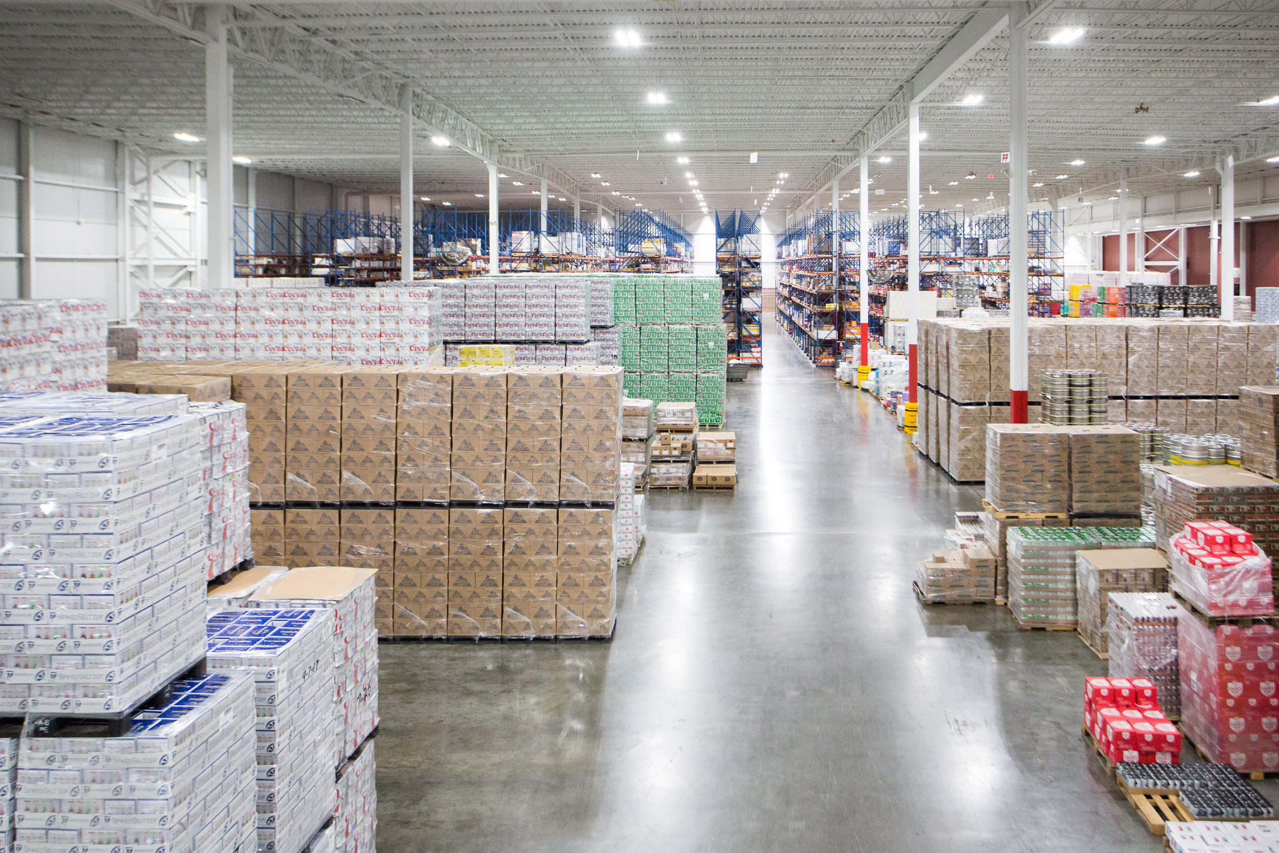 WAREHOUSE AND INDUSTRIAL PHOTOGRAPHY